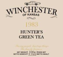 Winchester Tea (black) by Unicorn-Seller