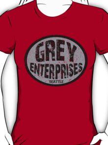 Grey Enterprises  T-Shirt