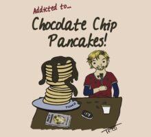 Addicted to Pancakes - Comic Tom Felton by TomFeltonEU