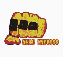Nerd Endboss Kids Clothes