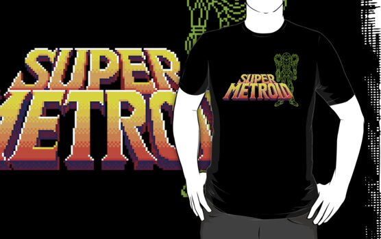 Super Metroid by Quillix