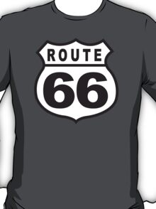 Route 66 Retro T-Shirt