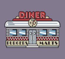 Bowling Retro Diner Kids Clothes