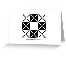 Design 239 Greeting Card