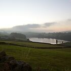 Haworth Reservoir by Michael Upshon