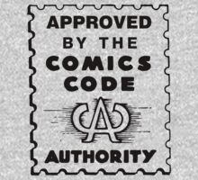 Comics Code by David Ayala
