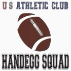 Handegg Squad, US Athletic Club by Weber Consulting