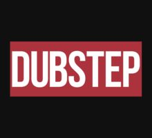 Dubstep (Red) Kids Clothes