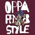 Oppa Fencer Style! by remember20