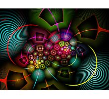Psychedelic Experience Photographic Print