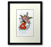 I choose you! Framed Print