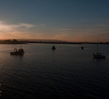 The Tide Is Turning by evisonphoto