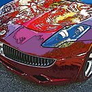 Fisker Karma Hybrid Electric Car by Samuel Sheats