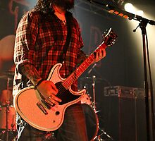 Shaun Morgan of Seether by HoskingInd