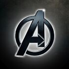 Avengers Logo iPhone Case by emilyc1853