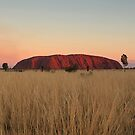 Uluru by Ursula Rodgers