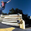 Silas Baxter-Neal - Backsmith - Photo Sam McGuire by Reggie Destin Photo Benefit Page