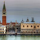 Morning Light in Piazza San Marco by Tom Gomez