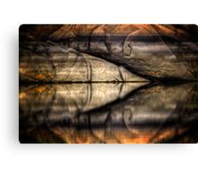 Watson Abstract 1 Canvas Print