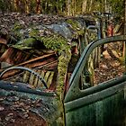 Long term parking part 2 by Erik Brede