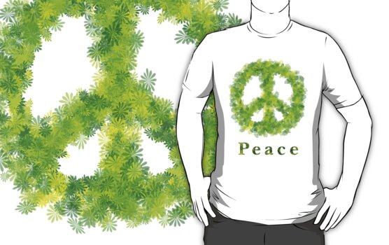 Green Peace by ClearLightDotTV