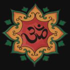 &quot;Om&quot; India, Hindu, Hinduism T-Shirt by T-ShirtsGifts