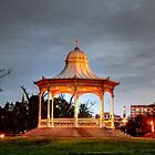 Elder Park Rotunda, Adelaide by Christine Smith