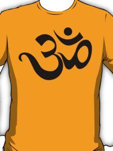 "Yoga ""Om Symbol"" T-Shirt T-Shirt"