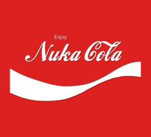 Enjoy Nuka Cola by HighDesign