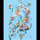 Rainbow Dash Montage (I-Pod) by Legolord99
