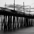 Ghost Pier by Robin Lee