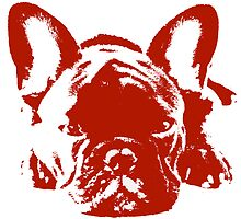 French Bulldog by Red Eyes Apparel