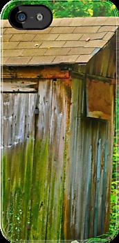 Outhouse - Casco, Maine by FedericoArts