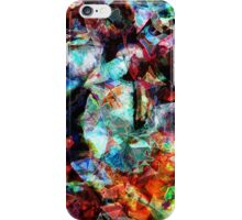 Colorful Abstract Design iPhone Case/Skin