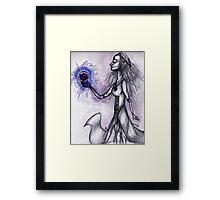 conjuring Framed Print
