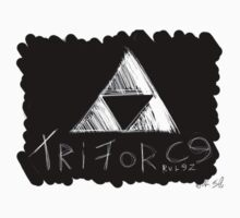 Triforce Rulez! by timscrivello