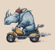 Motor-rhino by joykolitsky