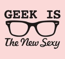 Geek Is The New Sexy by SpatArt