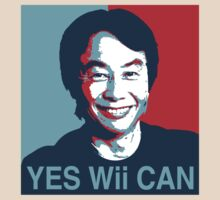 Yes Wii Can by neizan