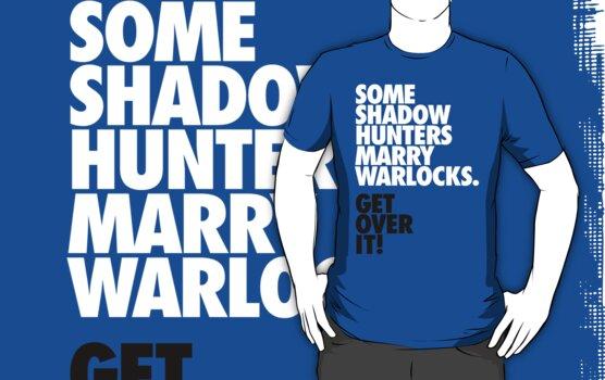 Shadowhunters + Warlocks by nikkocarlo