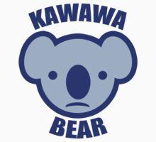 kawawa bear by devoburrito