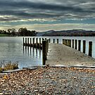 Coniston Water HDR by Ian Richardson