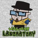 Walter's Laboratory by ScottW93