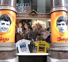 LIVERPOOL BEATLES WINDOW by gothgirl