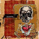 Love is MUERTE by soyelzappo
