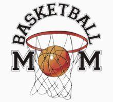 Basketball Mom by FamilyT-Shirts