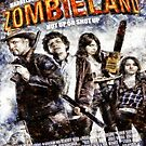 Zombieland by Joe Misrasi
