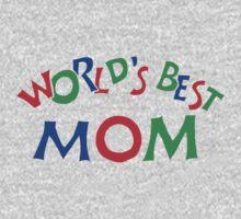 World's Best Mom by FamilyT-Shirts