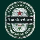 Amsterdam Vintage Style  by Barbo