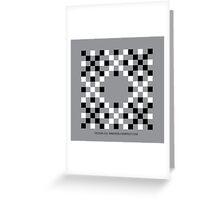 Design 242 Greeting Card